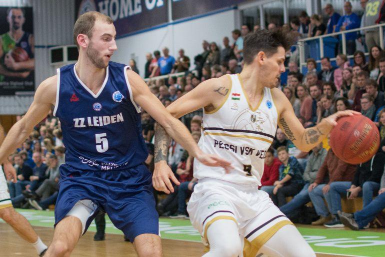 Marijn Ververs speelt ook komend seizoen bij ZZ Leiden.
